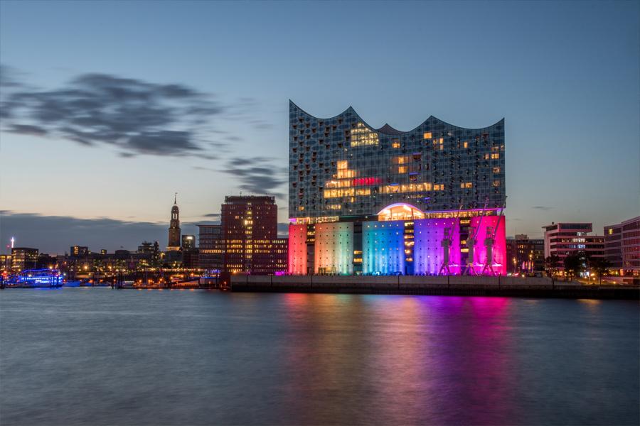 Breitgefächerte kulturelle Hamburg-Angebote oder eine individuelle Hamburg-Rallye