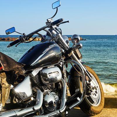 Motorrad-Rallye