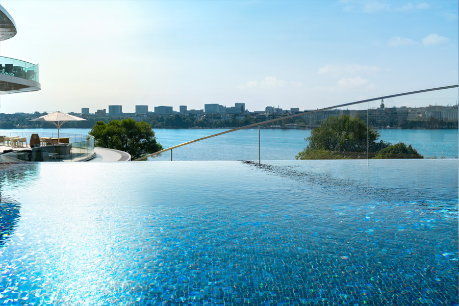 Traumhafte Übernachtungsmöglichkeiten in exklusiven 5-Sterne Hotels in Hamburg
