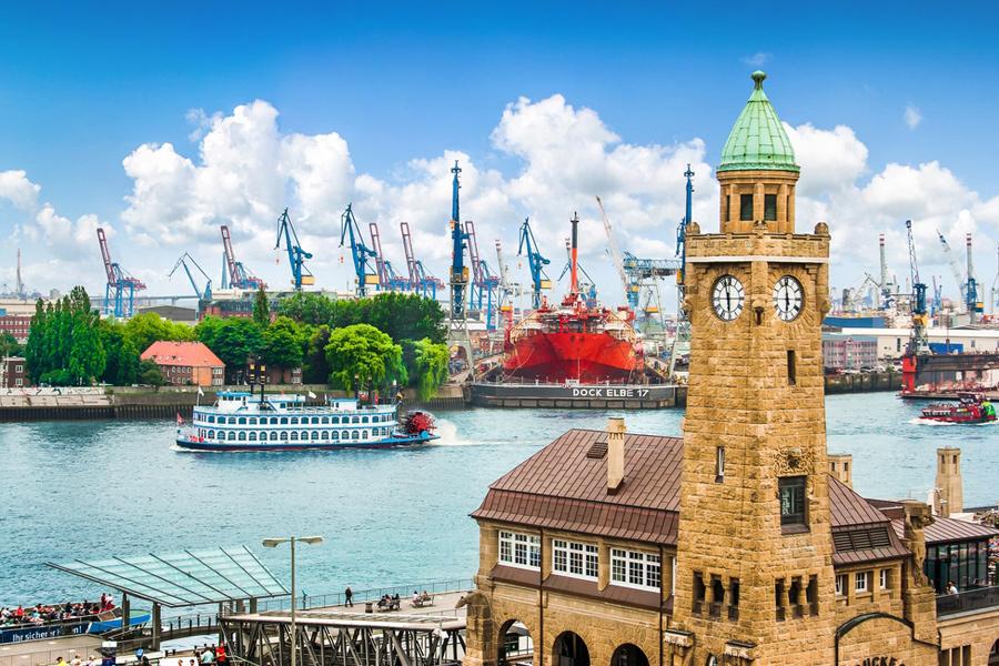 Hamburg Führung